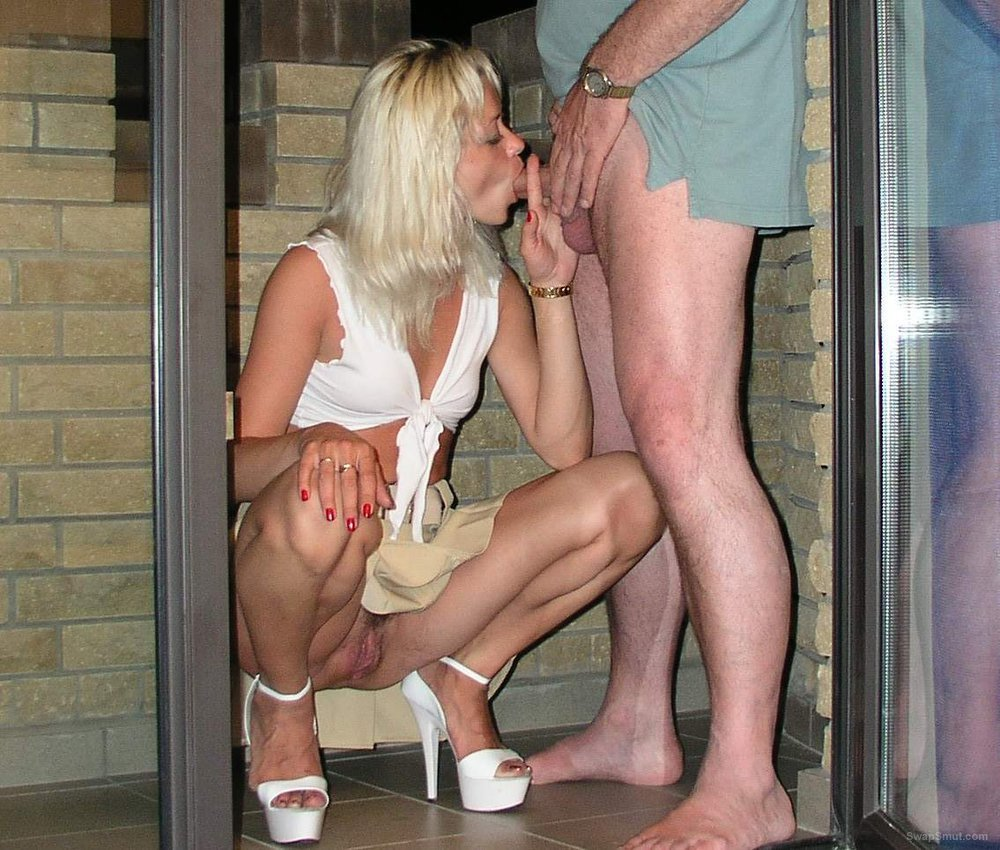 Blonde hooker ass fucked by dirty older man