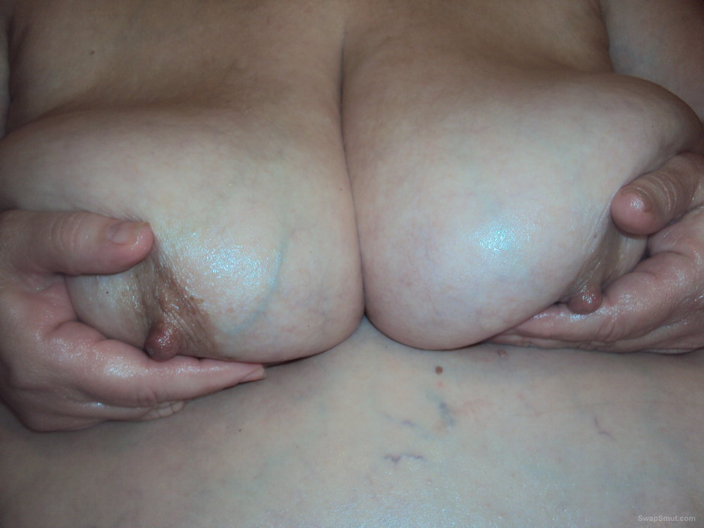 Bbw oiled up tits variant