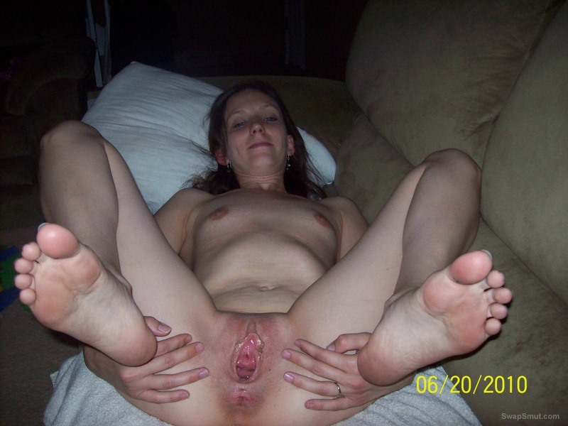 sexy young foot girl