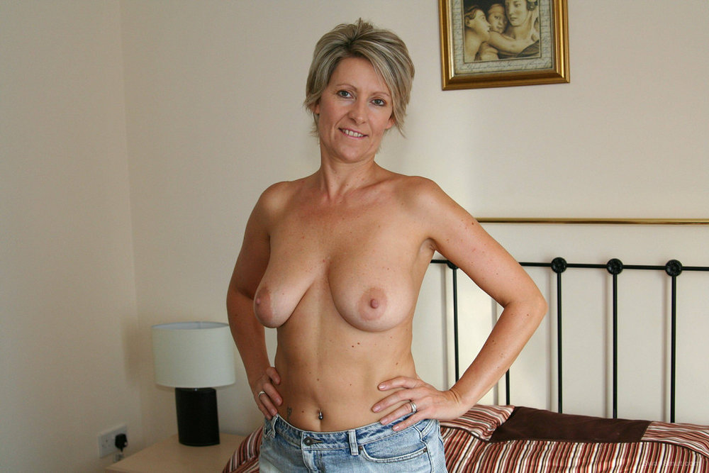 Big wives british tit