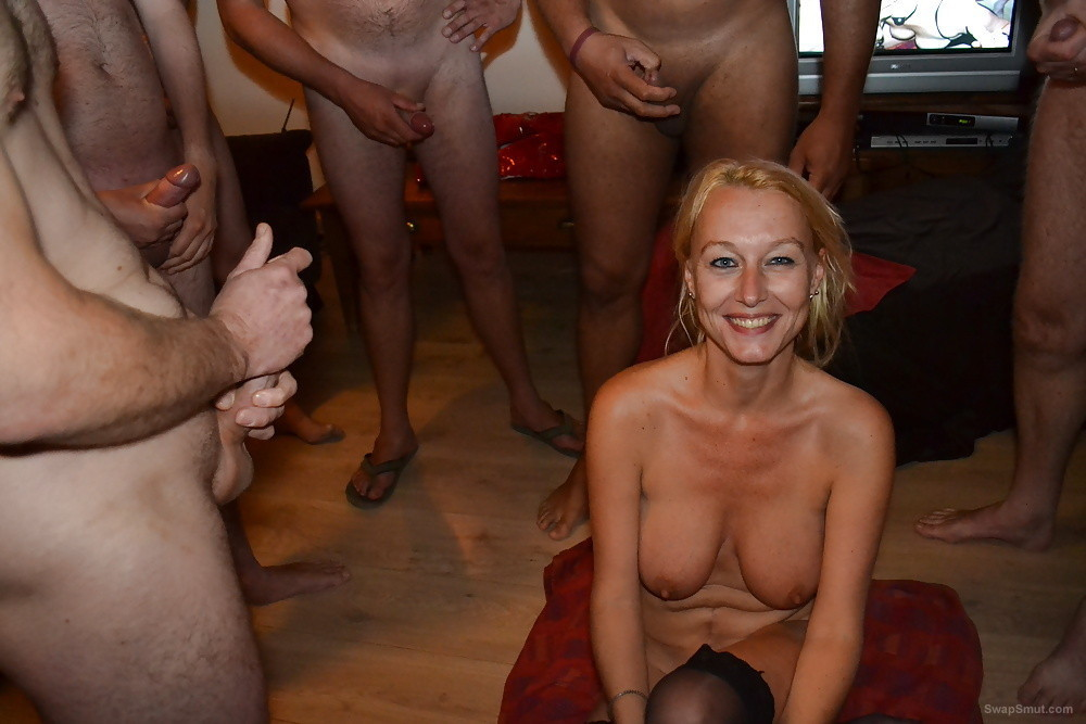 Mature blond bitch