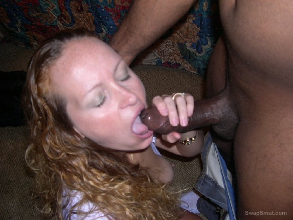 Jennyfer black cock slut continues sucking black dicks for fun