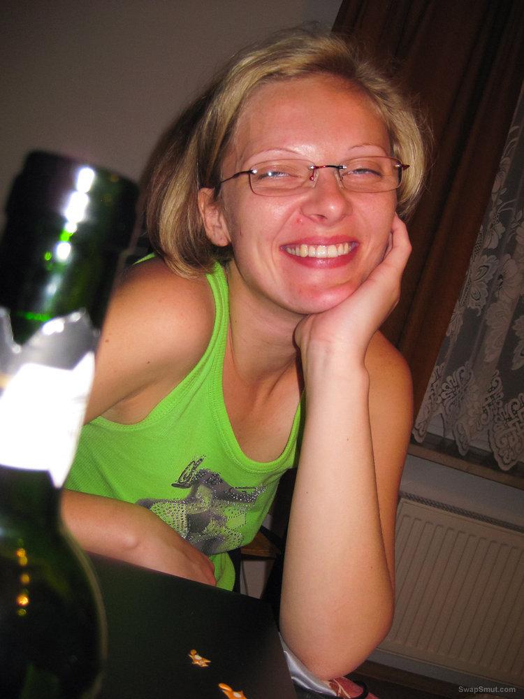 Meggi 29 Polish blond slut having sex with stranger