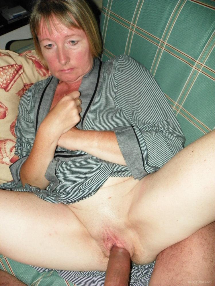 Getting what I love a hard cock inside me bareback amateur sex pics