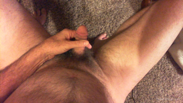 Me playing around with fresh cum this morning, it felt good