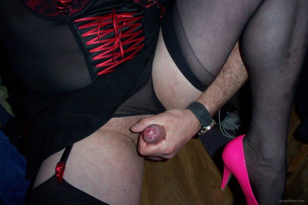 Love to wear stockings