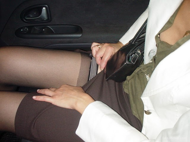 Wife in Nylons Pt1