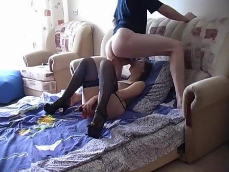 Ram That Cock In My Husbands Ass