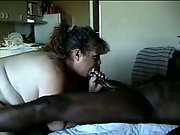 Interracial BJ