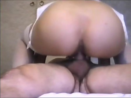 Painful cock insertion tight pussy