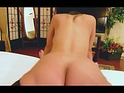 DropTopGal Asian HotWife Rides Bull After Swing Club