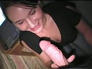She Loves To Swallow My Cum