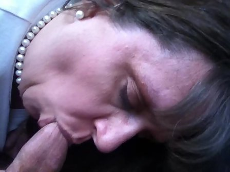 Big Natural Milf Blowjob