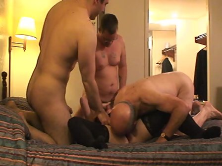 image Xy cuckold wife hotel room gangbang hd