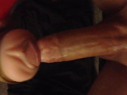 Naked prince licks balls