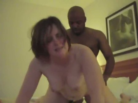 Hubby secretly arranged wife interracial gangbang
