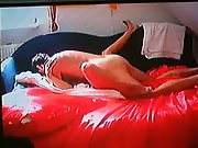 Wife cheating with another man while her husband is working away