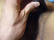 Hariy CUNT shave