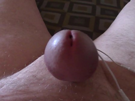 Estim orgasm video