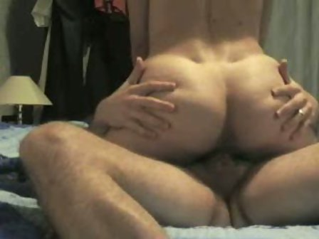 She is making lovely noises when she ride my cock 2