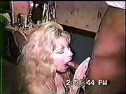 Couple of friends come over to fuck my horny wife