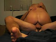 Lee rides a hard cock her pussy grips so tight hard not to cum early