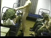 Army barracks gangbang