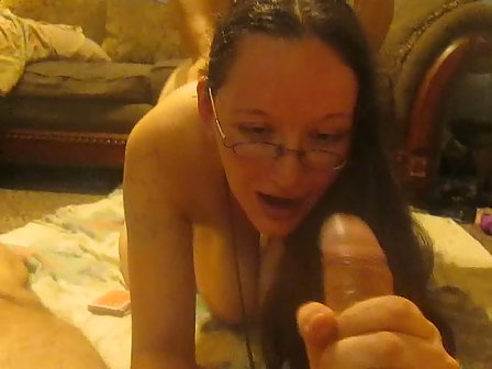 Wife spit roasted naked