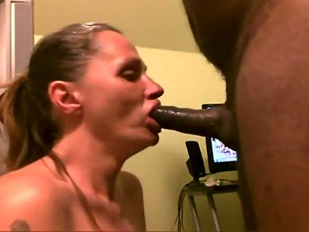 Mature woman deep throat pity