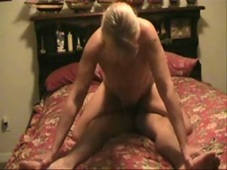Raunchy interracial couple having fun