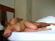 Sex in the morning in hotel room with girl I picked up last night