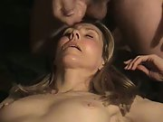 Mature Facial Wanking And Cumming Over Her Face