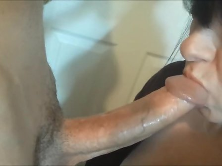 Tight black tits