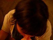 Amator video dick sucking with cumshot sperm facial