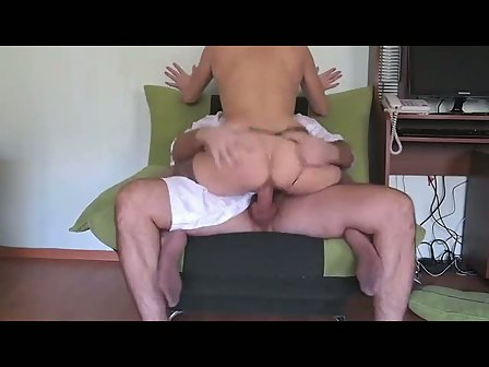 Boring. Mature anal sex on chair assured, what