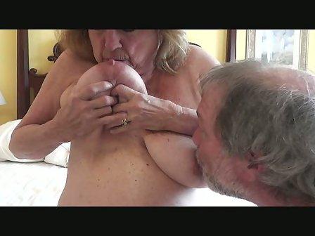 Big Natural Tits Sensual Sex