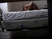 Hidden cam wife caught cheating with black